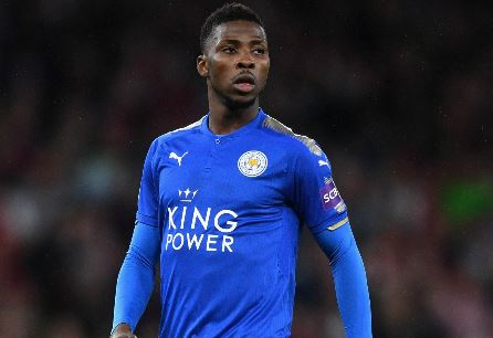 Kelechi Iheanacho Gets New Jersey Number At City
