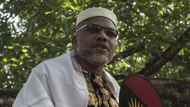 NEWS - Nnamdi Kanu Reacts To Killing Of Catholic Priest In Enugu