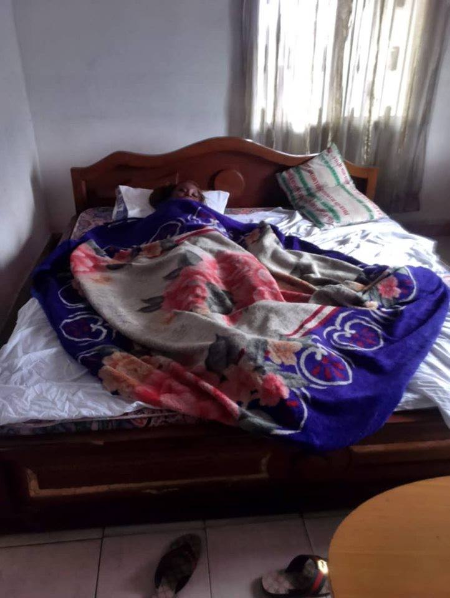 SAD: — Young Lady Found Death Inside A Hotel In Port Harcourt' — (See Pics)