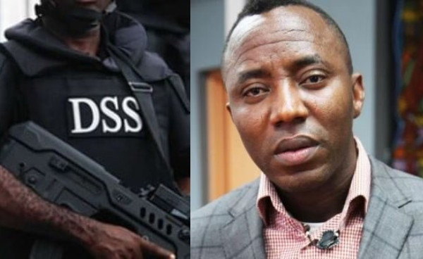 9JA HEADLINES: DSS Confirms Arrest Of Omoyele Sowore