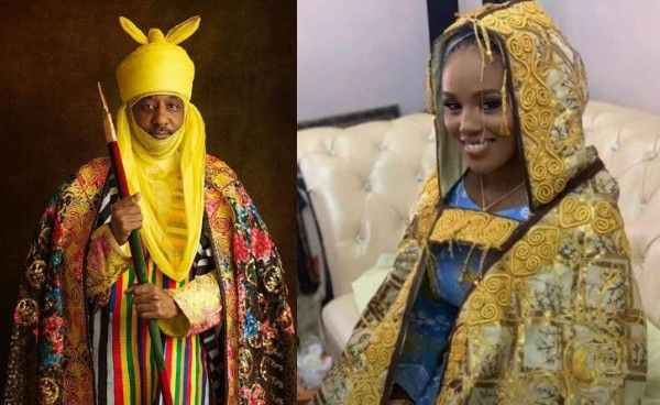 WOW! Emir Sanusi Receives 4th Wife, Four Years After Wedding