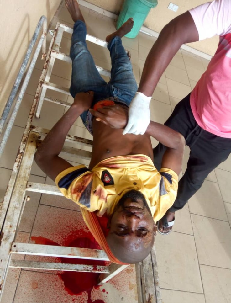 Another CRUTECH Graduate Shot To Dead In Calabar