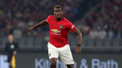 Pogba Still Remains At Manchester Utd – Solskjaer says