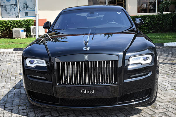 VIDEO: Coscharis Motors Activates The Rolls-Royce Black Badge In Nigeria (Photos)