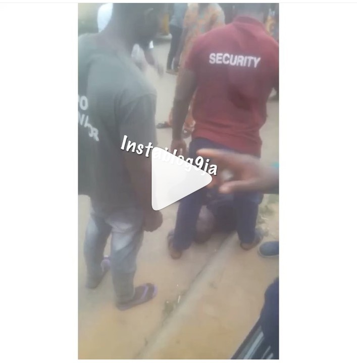 Man Steals Phones In Hospital Ward In Lagos, Gets Caught (9JA NEWS)