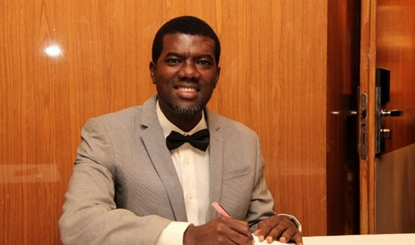 Reno Omokri Calls Out This Ig User Who Sarcastically Asked Him His Source Of Wealth.
