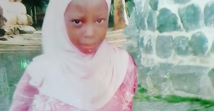 5-Year-Old Girl Missing After Buying Biscuit In Lagos (Photo)