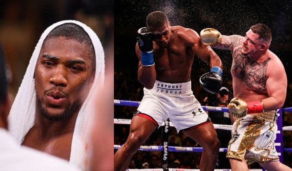 Anthony Joshua Talks Boxing On Rematch With Andy Ruiz Jr