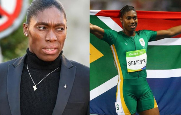 I Had To Walk Naked To Prove To People I Was A Girl – Caster Semenya