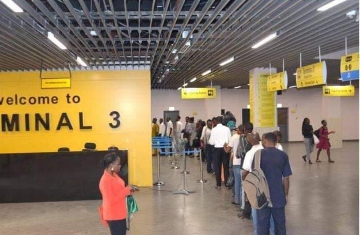 Shocking Images From The Newly Opened Oshodi Bus Terminal - Lagos