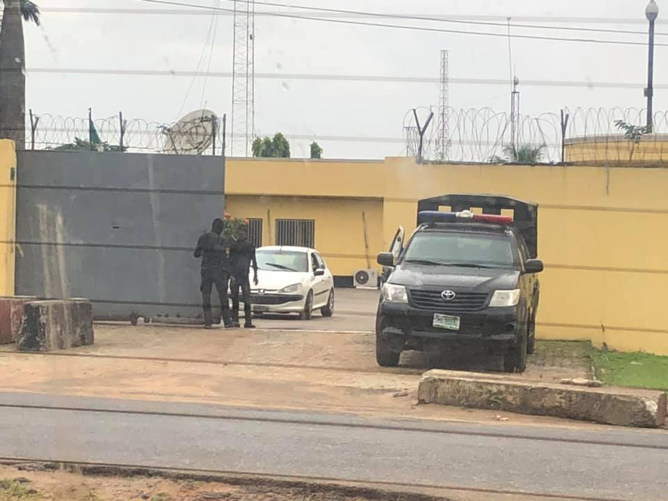 See The Place Where Sowore Is Allegedly Being Detained (Photos)