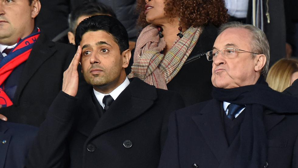 Real Madrid Back To Neymar Pursuit With Al-Khelaifi Involved
