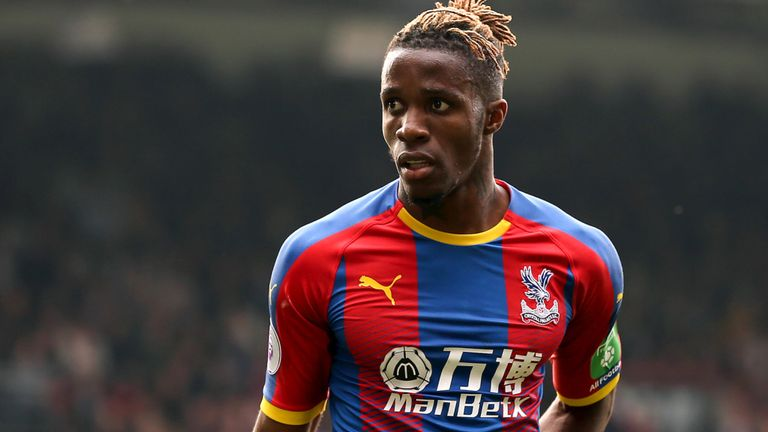 SPORT: Everton Almost Ready For Bumper £100m Deal For Zaha Transfer