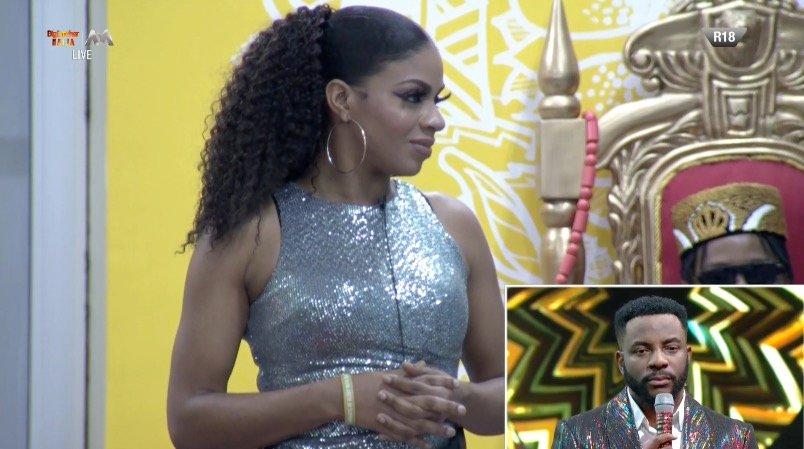 BBNaija 2019:- Venita Has Been Evicted From Big Brother House