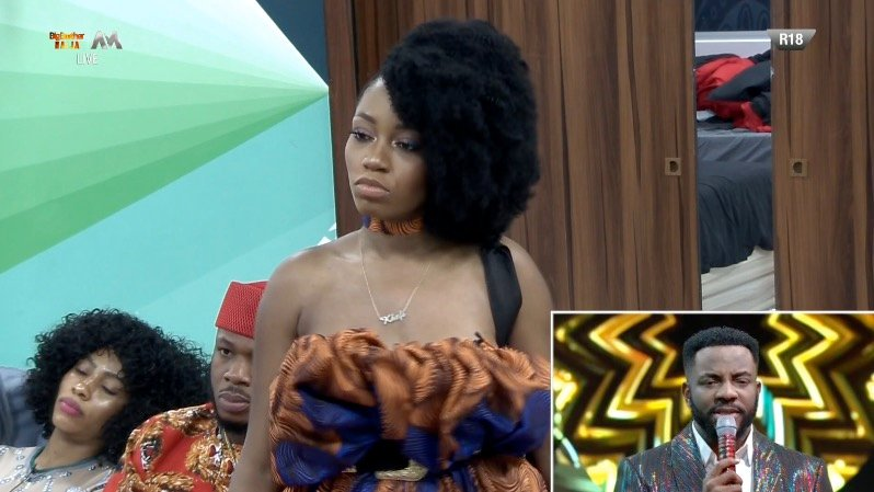 BBNaija 2019:- I'll Miss Tacha And Won't Miss Seyi Is I Get Evicted From The House – Khafi