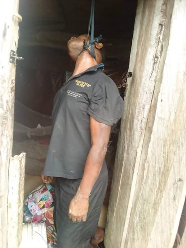 Man Commits Suicide In Bayelsa After He Lost His Bet9ja Ticket (Graphic)