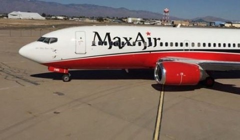 My Plane Didn't Crash Land In Minna – Max Air Chair