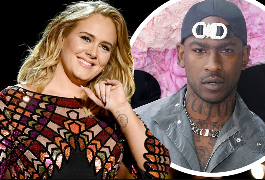 Adele , 31, Is Reportedly Dating Skepta ,37, Following Her