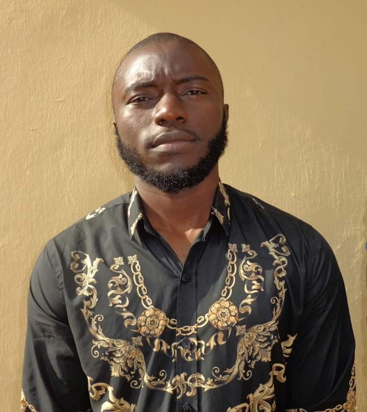 Image result for PHOTO: Yahoo Boy Convicted During His NYSC Program Over $150 Fraud