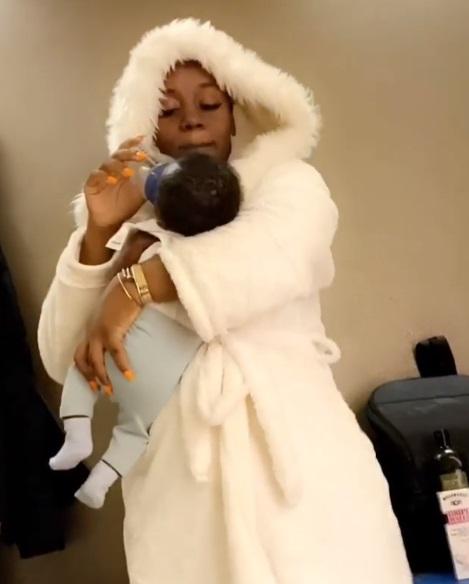 Chioma Reveals The Time She Actually Got Pregnant For Davido 2
