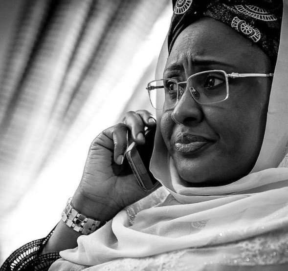 "Aisha Buhari Says ""Bad People Have Taken Over The Country From Us"""