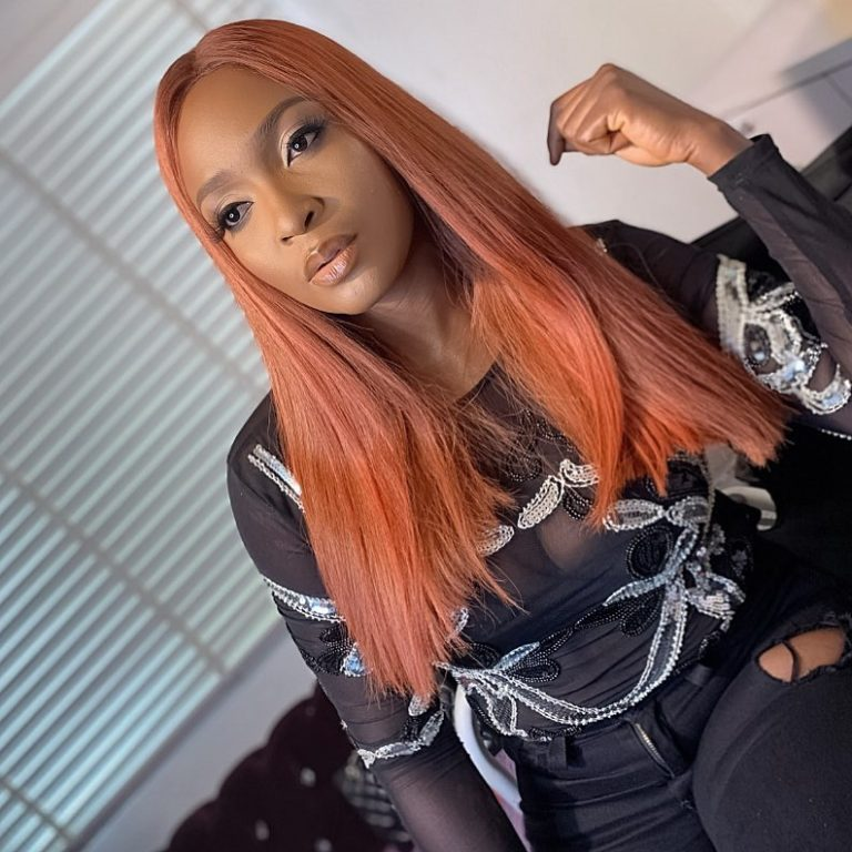 Tacha Sues Blessing Okoro For N20m, She Reacts 2