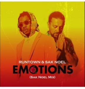 Download Music Mp3:- Runtown Ft Sak Noel – Emotions
