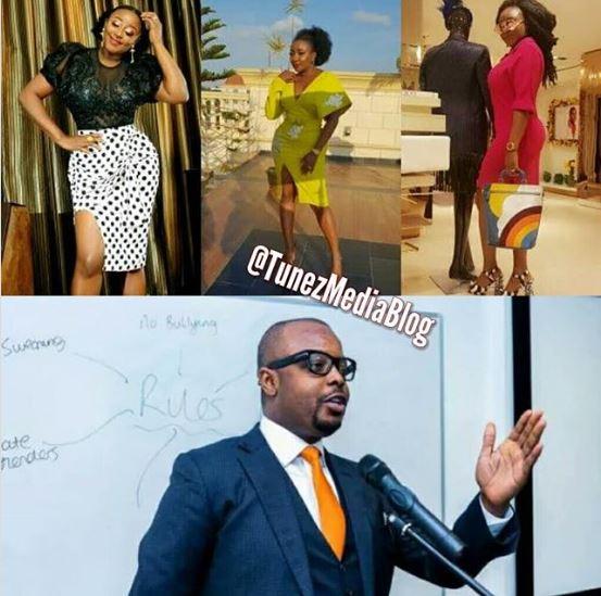 Nollywood Actress Ini Edo Loses Another Husband Material