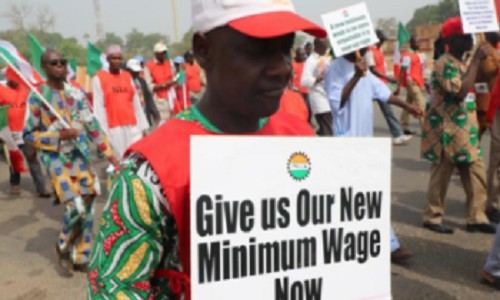 Labour Gears For War With Fifteen (15) Governors Over Minimum Wage
