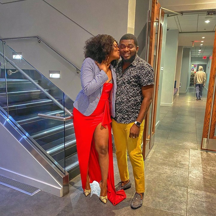 Yahooze Singer, Kelly Hansome Engaged (See Photos) 2