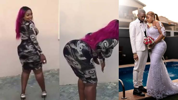 Newly Married Curvy Actress, Anita Joseph Stops Her Twerking Videos To Honor Husband 1
