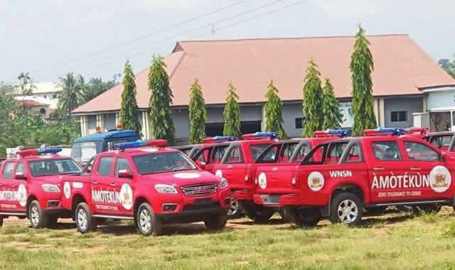 Amotekun: Southern Kaduna Mulls Community Security Outfit