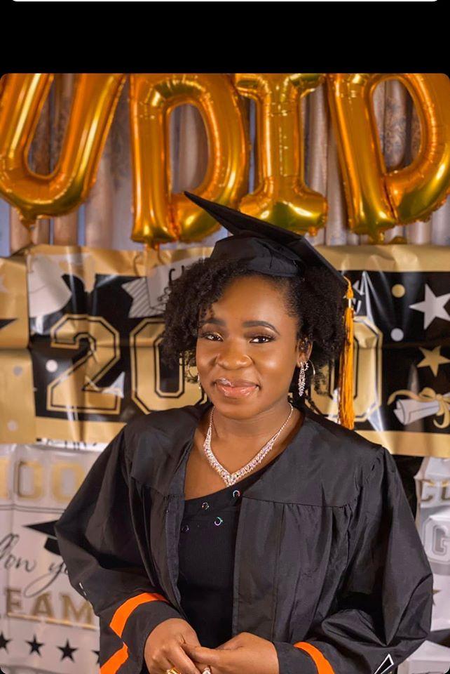 MC Oluomo's Daughter Graduates From American University (Photos)