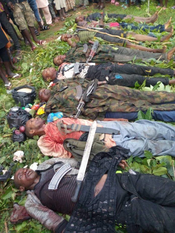 Eight Suspected Kidnappers Killed By Police In Taraba