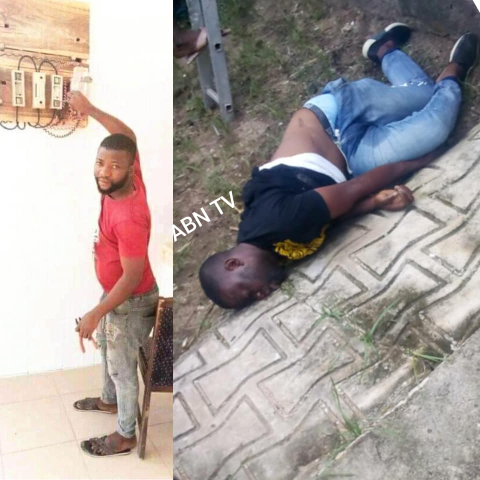 Man Electrocuted To Death In Aba Few Weeks To Traditional Wedding ...