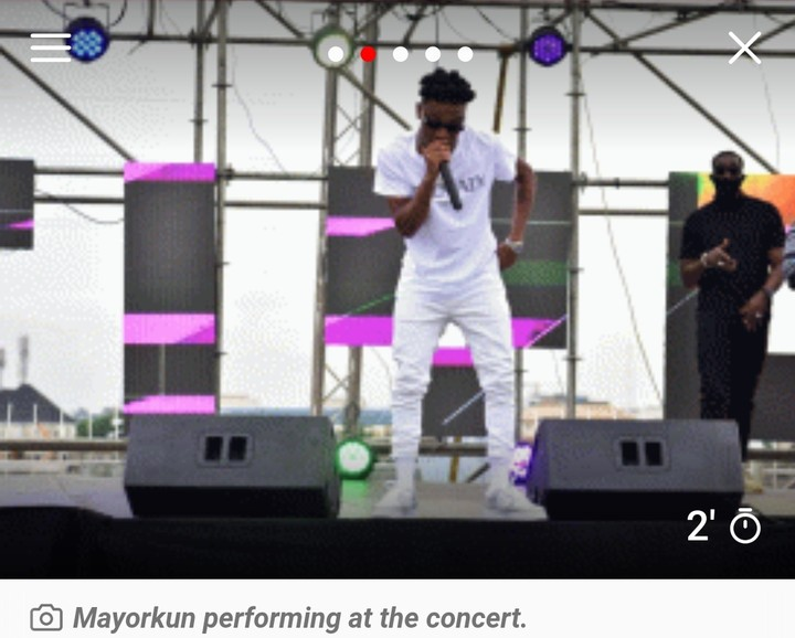 Lagos Test Runs Post-pandemic Showbiz With Drive-in Concert
