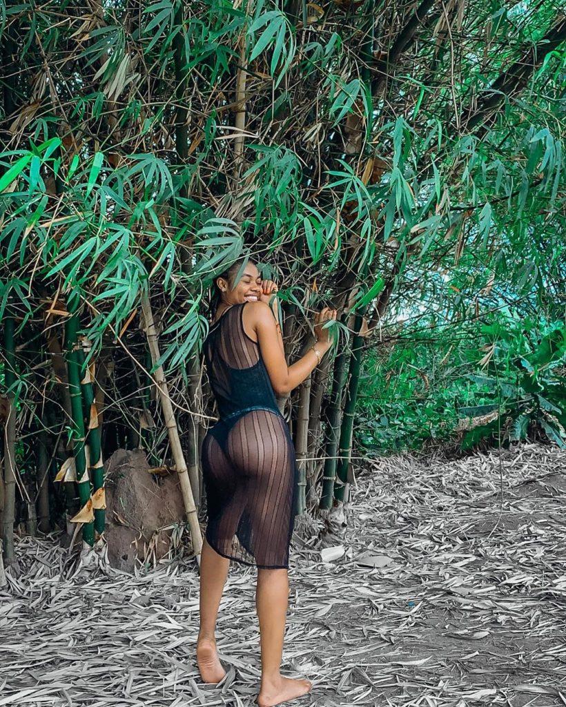 "Popular Instagram Twerk Dancer ""Janemena"" Rocks See-Through In New  Photo"