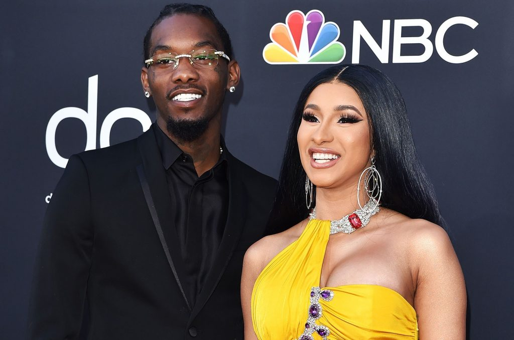 Offset Spoils Wife, Cardi B With Expensive Mothers Day Gifts