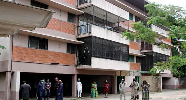 EFCC Hands Over Diezani's Property To Lagos As Isolation Centre