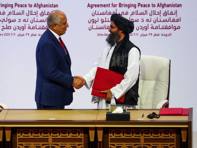 Brutal Afghan Attacks Highlight Limitations Of U.S.-Taliban Deal