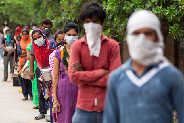 India Now Has Recorded  52,952 Cases Of Coronavirus, Death reach 1783: Health Ministry