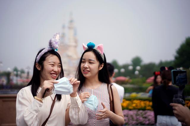 Paris Salons, Shanghai Disney Reopen Despite Global Alarm Over Second Wave