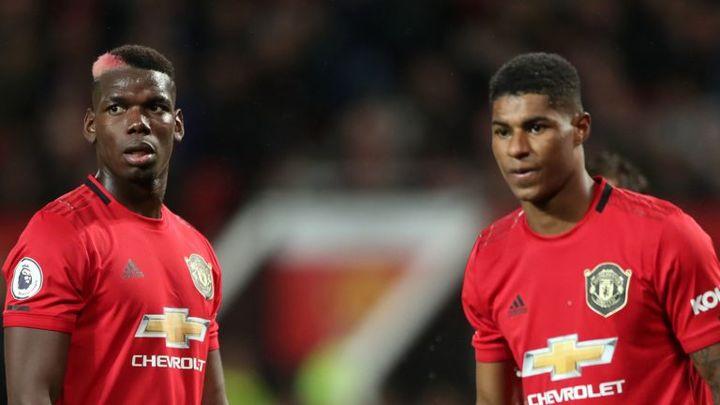 Pogba And Rashford will Be Fit For Premier League Restart, Says Solskjaer