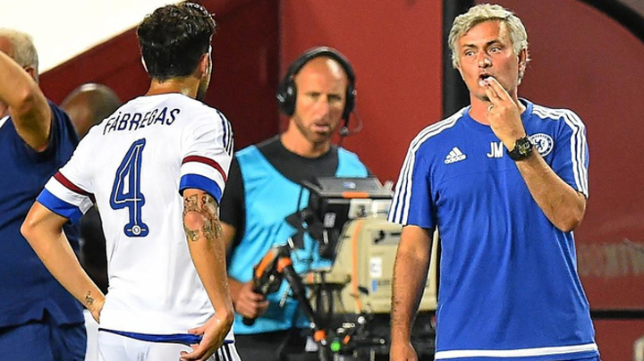 Fabregas: Mourinho Was The Coach Who Best Managed My Head