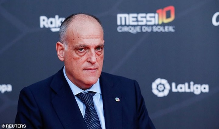 Season Will Restart On June 11 & End By July 19-La Liga President
