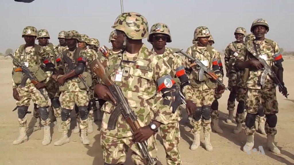 Nigerian Soldiers Ambush And Kill Nine Boko Haram Members