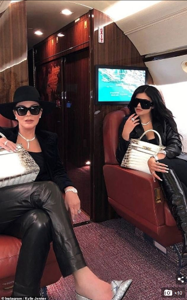 Kylie Jenner 'Refusing To Answer Calls From Monager Kris Jenner After Forbes Claimed She Faked Her Way To Billionaire Status'