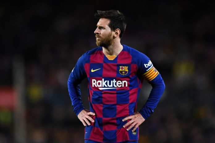 Lionel Messi Set To Quit Barcelona At The End Of Next Season
