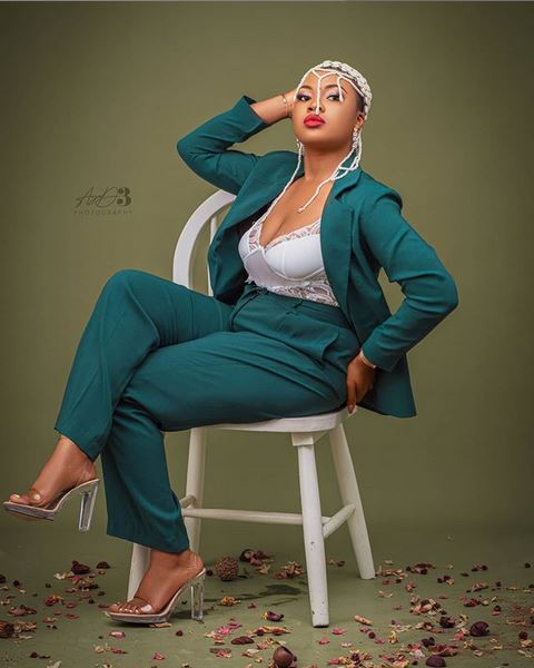 Can You Have S*x On Your First Date? Check Out What Actress, Debbie Shokoya Has To Say About This Debbie