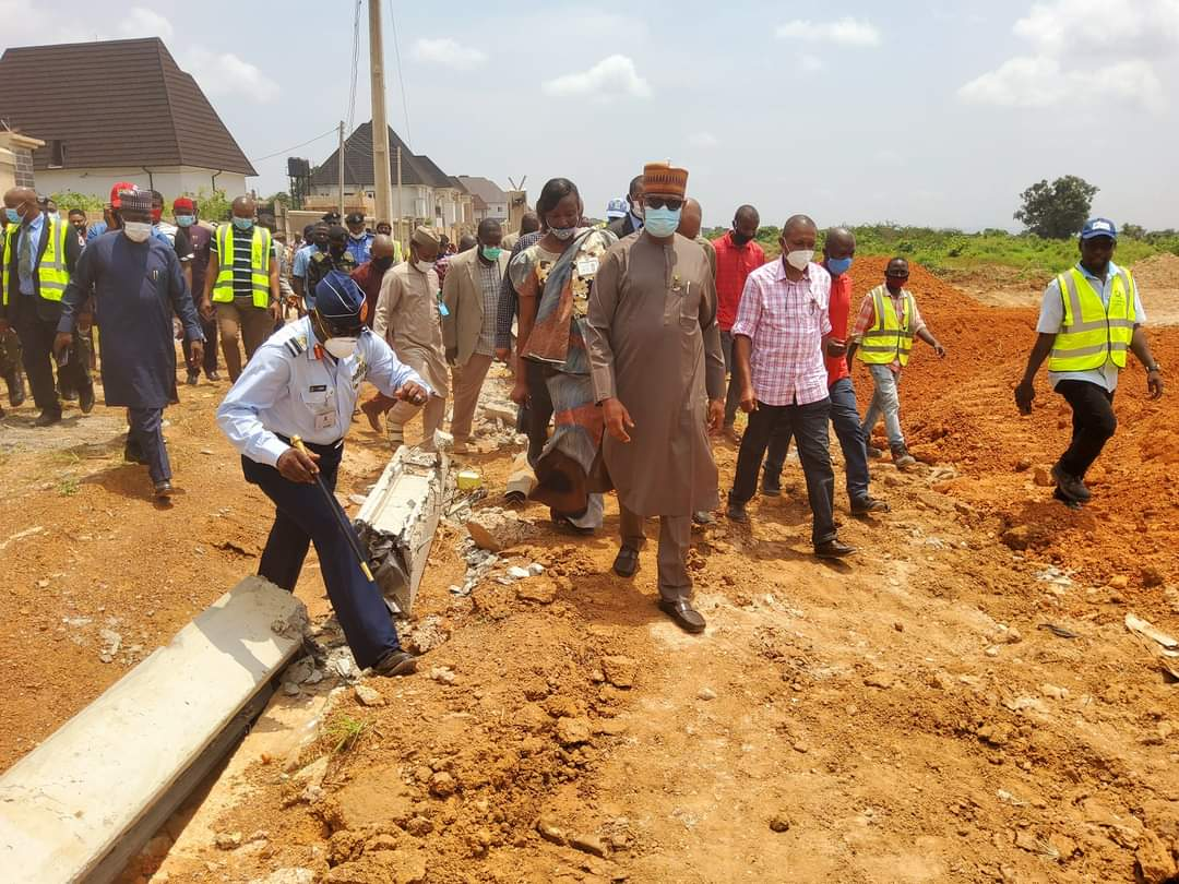 Enugu Airport Fence Destruction: FG Vows To Prosecute Perpetrator ...